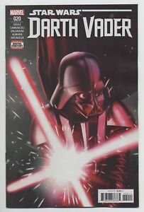 DARTH-VADER-20-MARVEL-comics-NM-2018-Star-Wars-Soule-Camuncoli-HOT-TITLE