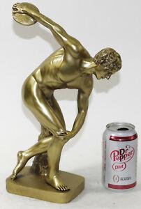 Discobolus-Discus-Lanzador-Desnudo-Masculino-Atleta-Griego-Romano-Escultura-14-034