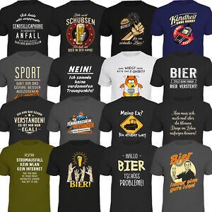 T-Shirt lustige Sprüche Shirts Freizeit Hobby Geschenk Männertag Geburtstag