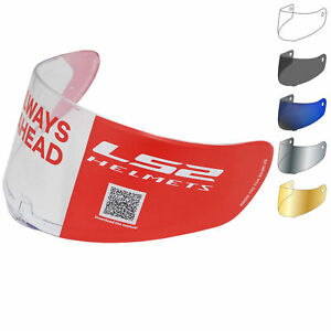LS2 FF390 Visor Full Face Bike Lid Anti-UV Scratch Resistant Replacement Shield
