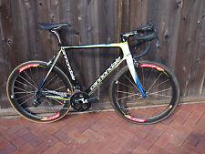2011 Cannondale SuperSix Team Edition HiMod Carbon 56cm Dura-Ace 7900 Zipp 404's