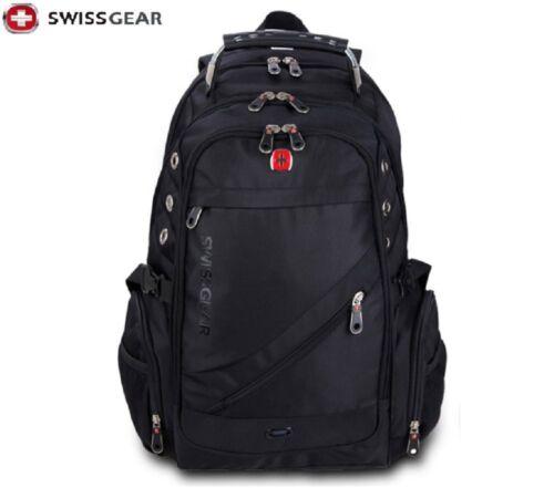 15.6 inch SwissGear men multifunctional travel backpack Hiking bag macbook bags