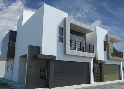 Casa nueva en venta area La Mesa cerca de Plaza Carrusel Tijuana
