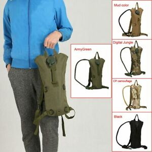 3L-Water-Bladder-Bag-Hydration-Backpack-Pack-Hiking-Camping-Cycling
