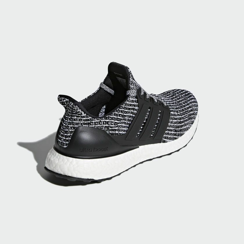 NEW Adidas Originals MEN'S Running Ultra Core Boost 4.0 BB6179 Core Ultra Black Cloud White f4171f