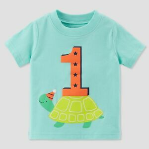 Image Is Loading Baby Boys 1st Birthday Short Sleeve T Shirt