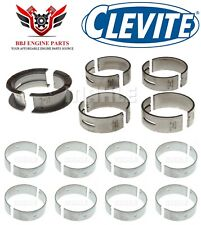 Clevite 77P Seires Rod .020 Rods .020 Mains Main and Cam Bearing Ki compatible with Ford V8 Small Block 302 289 260 255 221