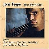 Seven Days a Week, Teepe, Joris, Very Good Import