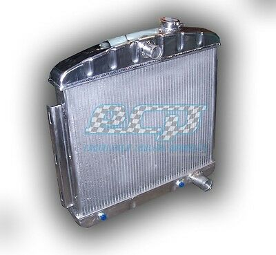 NEW Tri-5 1955 1956 1957 V8 Bel Air Nomad Aluminum Radiator - Killer Cooling