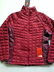 Sport Rumba Redamp; Fig Full Details Thermoball Women's Jacket The Medium Face About North Zip qSVpLGUMz