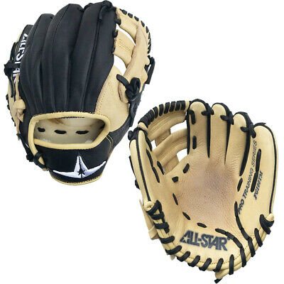 "All-Star ""The Pick"" Baseball Softball Training Glove For Quick Hands FG100TM"
