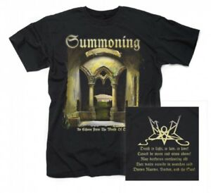 SUMMONING - As Echoes From The World Of Old T-Shirt