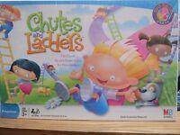 Milton Bradley Chutes And Ladders - Brand