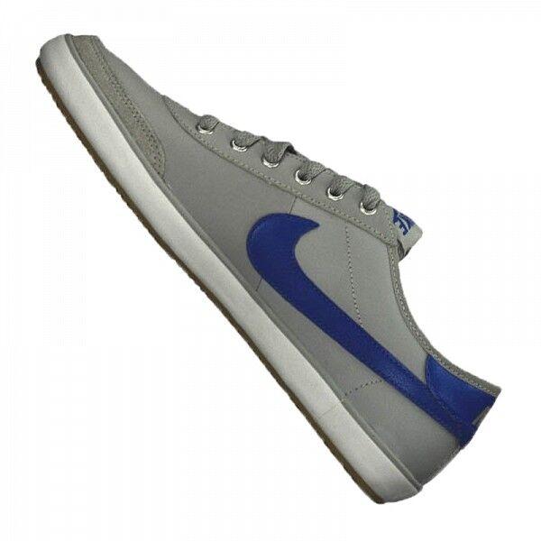herren NIKE SWEEPER grau Blau PUMP TRAINER 599438-041