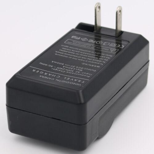 CA Portátil Cargador De Batería Para SONY NP-F330 F550 Mavica MVC-FD75 FD91 MVC-FD200