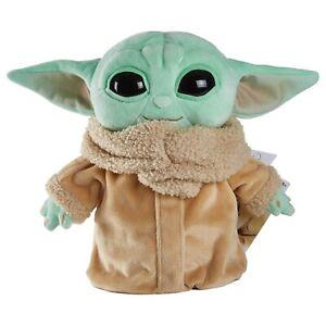 Star-Wars-Baby-Yoda-8-Inch-Plush-The-Mandalorian-The-Child-by-Mattel