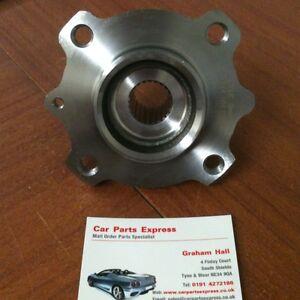 FORD ESCORT MK 3 /& 4-1.4 1.6 XR3 XR3i RS Turbo Front Wheel Bearing Kit Pair