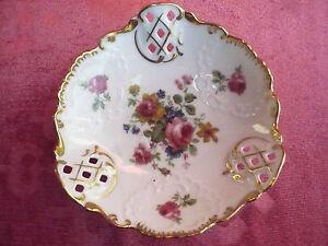 Beautiful-old-Zierschale-Volkstadt-Thuringer-Handmade