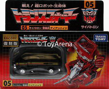 Transformers Encore 05 G1 Ironhide (Black Version) E-Hobby Takara