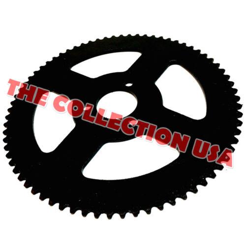 Sprocket Size #25 72 Tooth Mini Bike Pocket Bike 39cc 47cc 49cc Mta1 Mta2 Mta4