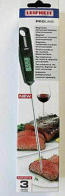 LEIFHEIT 3095 Digitales Universal-Küchenthermometer
