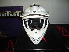 Scorpion VX-15 EVO Air motorcross Helm Weiß Gr. M - Helmet - White