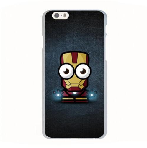 Quality Design Case weirdland Big-eyes Superheros Cover for LG Q6