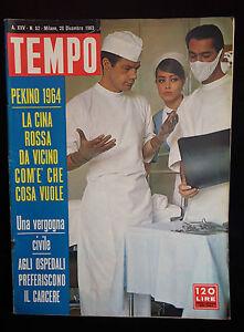 RIVISTA-TEMPO-N-52-ANNO-1963-IN-COPERTINA-UNA-VERGOGNA-CIVILE