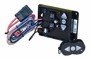 dump trailer remote control switch 4 wire fits double. Black Bedroom Furniture Sets. Home Design Ideas
