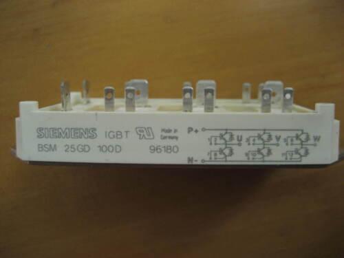 NEW 1Pcs BSM25GD100D EUPEC IGBT MODULE