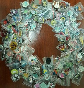 Disney-Trading-Pins-100-lot-1-3-Day-Shipping-100-tradable-no-doubles