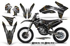 KTM 250SX 350SX 450SX 2011-2012 GRAPHICS KIT CREATORX DECALS STICKERS RNBB