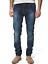 Nudie-Herren-Slim-Fit-Used-Look-Stretch-Jeans-Hose-Grim-Tim-Org-White-Knee Indexbild 1
