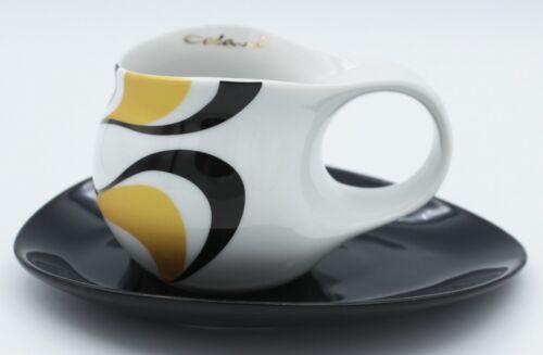 Luigi Colani Espressissimotasse m Untertasse 0,04l Espressotasse Espresso Tasse