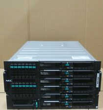 NEC Flex Power MFSYS25 6x Express 5800 Blades 12x X5560 2.8GHz 144GB 6x 300G 10K
