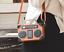 Radio-Retro-Di-Stile-Borsa-a-Tracolla-Donna-Catena-Borsa-delle-Donne-Crossbody miniatura 9