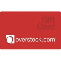 $100 Overstock.com eGift Card