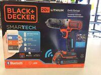 Black+Decker Smart Tech Drill/Driver BRAND NEW! Mississauga / Peel Region Toronto (GTA) Preview