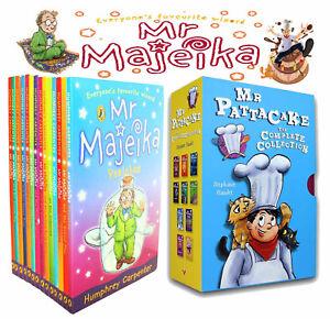 Mr-Mr-Majeika-amp-Mr-Pattacake-Collection-24-Books-Set-By-Humphrey-Carpenter