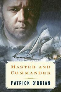 Movie-Tie-In-Editions-Master-and-Commander-by-Patrick-O-039-Brian-2003-Paperback