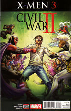 CIVIL WAR II X-Men #3 New Bagged