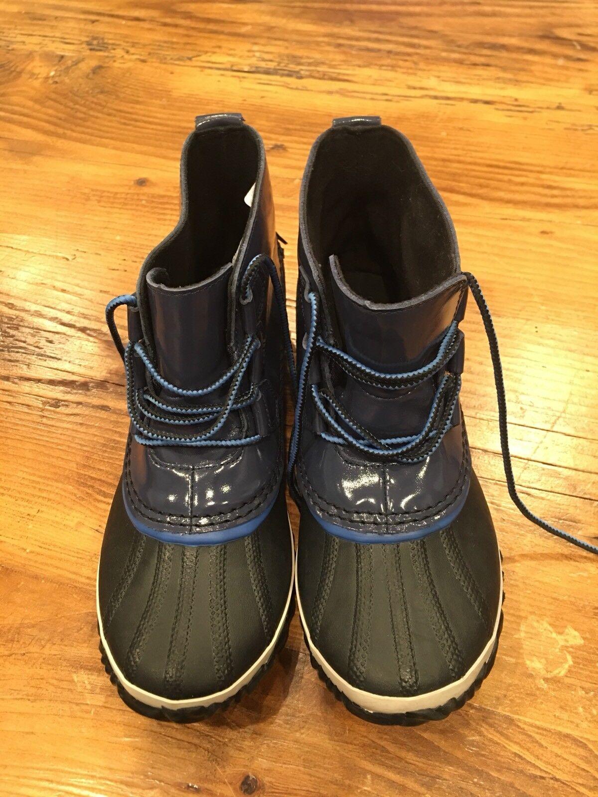 Damens's NWT Sorel Out N About Rain Stiefel - NWT Damens's Navy Blau Größe 7.5 8269fc