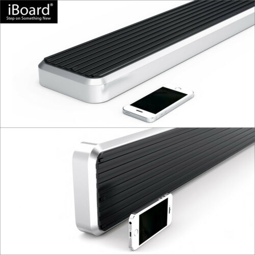 "6/"" iBoard Running Boards Nerf Bars Fit 06-08 Dodge Ram 1500//2500//3500 Mega Cab"
