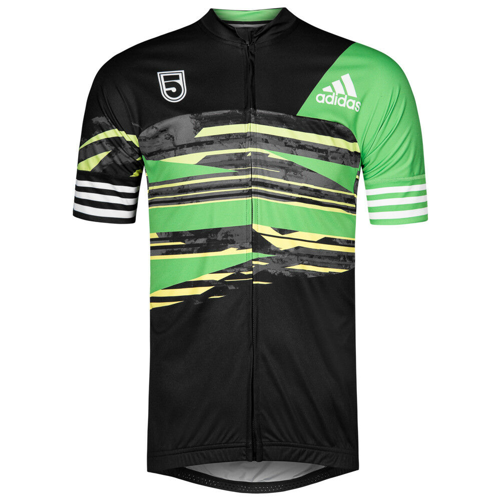 Adidas Rad.TR.5TH Men's Cycling Racer Bike Jersey Sports Jersey BQ6699 New