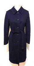LODEN VINTAGE '60 Cappotto Donna Lana Sherlock Woman Wool Coat Sz.L - 46