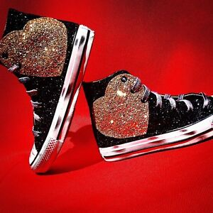 converse all star cuore
