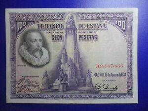 BILLETE-DE-100-PESETAS-DE-1928-SERIE-A