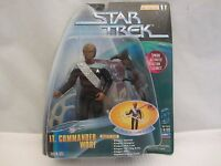 Star Trek Warp Factor Series 1 - Lt. Commander Worf (616dj31) 16253