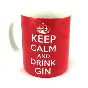 KEEP CALM AND DRINK LAMBRINI Mug 11oz Cup