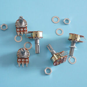 5-pcs-10K-ohm-Linear-Taper-Rotary-Potentiometer-Panel-pot-B10-Tw